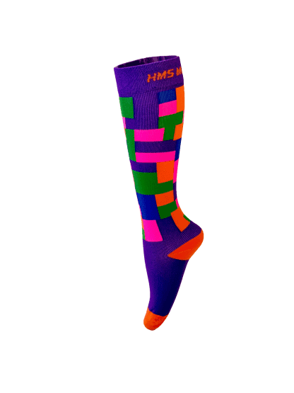 Compression socks-puzzles